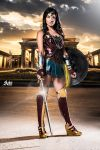 Wonder Woman by JA-Studios