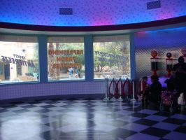 Inside Flo's V8 Cafe restaurant 2 by Magic-Kristina-KW