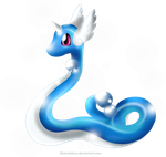 Dragonair by Eternalskyy