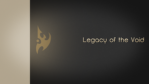 Legacy of the Void Wallpaper by Blekwave