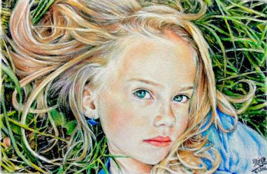 Colors pencil drawing by chaseroflight