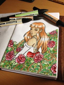 Promarkers! by EonRoxas