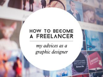Become a freelancer  and graphic designer by jsmonzani