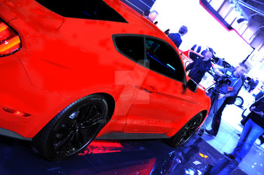 New 2015 Ford MUSTANG by melon1992