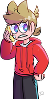He's Making An Important Phone Call by InvalidQuestion