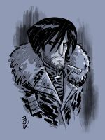 Captain Cassian Andor by OtisFrampton