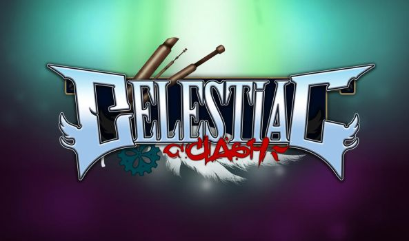 Celestial Clash Logo by Mic-KillaH