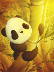 Bamboo Cuddles by parochena