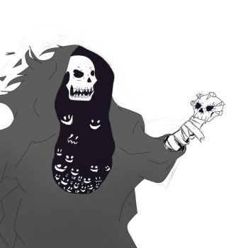Magus the Conquistaro wip by Oath-Seeker