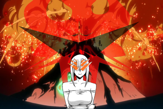 Best Girls Don't Look At Explosions by Aonon