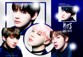PNG PACK: BTS #10 by Hallyumi