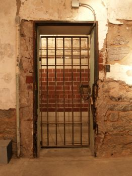 Eastern State Penitentiary 22 by Dracoart-Stock