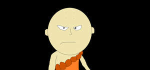 Human Buddhist Monkey by SCP-096-2