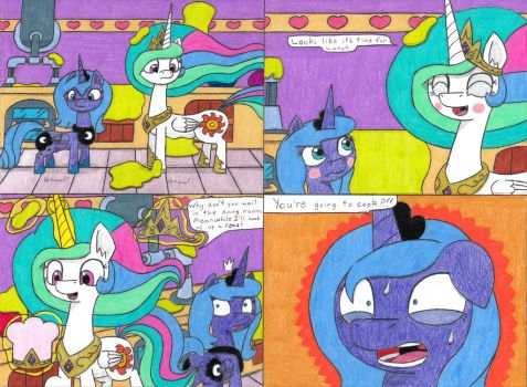 MLP: First Three Back Page 19 by eternalJonathan
