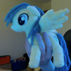 Raindrops with Wings! by DraglaPlushies