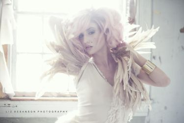 Audrey Kitching I by LIZZYBPHOTOGRAPHY