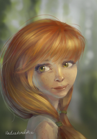 Redhead by undeadcrabstick