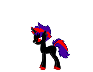 this is my pony by i2olluxCaptor