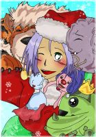 POKEMON__Merry christmas