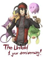The Untold: 1 year anniversary by Antarija