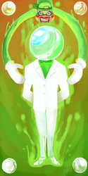 Calling Doc Scratch by monkeyoo
