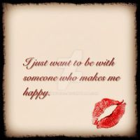 Who Makes Me Happy by PinkWoods