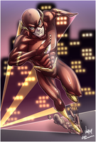 Flash Flash Baby by Ironcid
