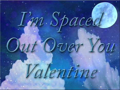 Spaced Out Valentine by WDWParksGal