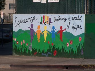 Building a world of hope by fluffy