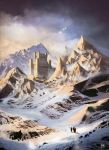 Northern fortress by yohan-haash