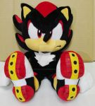 Ultra Rare Sonic Adventure 2 Shadow Plush! by Official-Stargazer