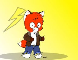 Mikey: Electrochip version by allthecircles
