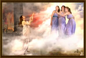 Horae - Goddesses of the Peace by Umina