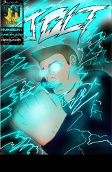JOLT #1 Cover by comicsjh