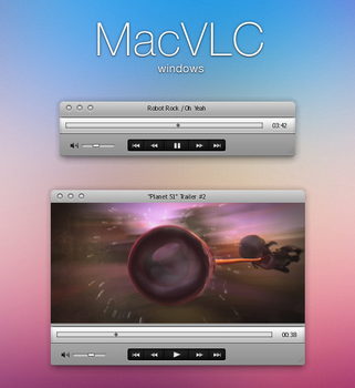 MacVLC Updated 10-7-09 by d1ckies