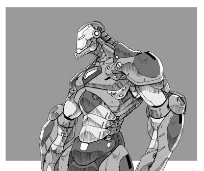 IronManGA by sergiobordon