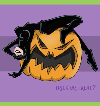 Trick or Treat by TheBlackCat-Gallery