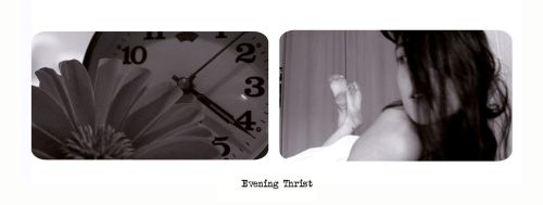Evening Thrist by frohika
