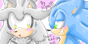 .:Sonilver:. by ElyonTH