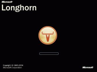 The begining of Longhorn by Bash2cool