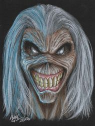IronMaidenK by AndyGill1964