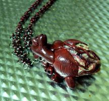 Heart Necklace 2 by Divulged