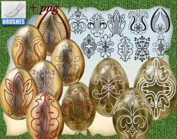 Decorations For Eggs by roula33