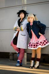 TOX2: Jude and Elize by r-lowen