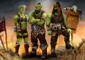 CM: Warband by Arcan-Anzas