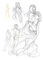 Sketchbook Page 2 by TerryDodson