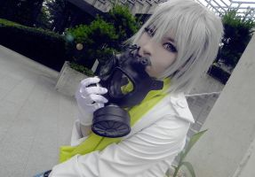 DRAMAtical Murder Clear by avureSACHI