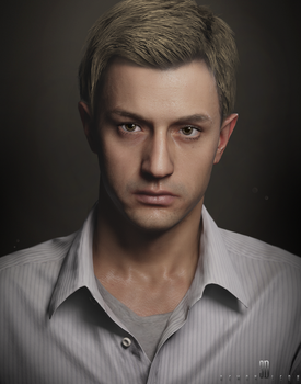 RE7 - Ethan by DemonLeon3D