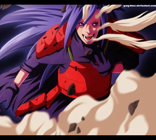 Naruto 656 - Coloring by Gray-Dous