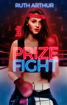 Book Cover 044 - Prize Fight by sohappilyart